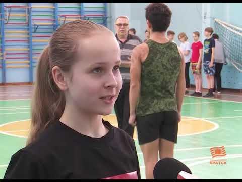 Патриоты  В Братске проходит турнир Регион 38