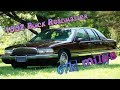 1992 Buick Roadmaster 4 door sedan 67k miles