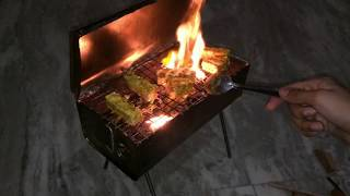 How To Make A Barbeque Grill ||DIY Project||