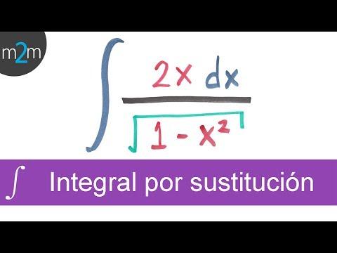 Integración por sustitución trigonométrica │ ejercicio 4