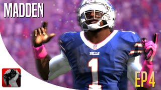 Madden 16 QB Career Mode: Otto