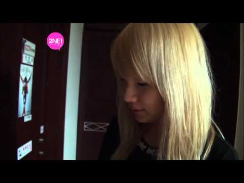 Bom Invades Minzy Room! (HD) Extended!