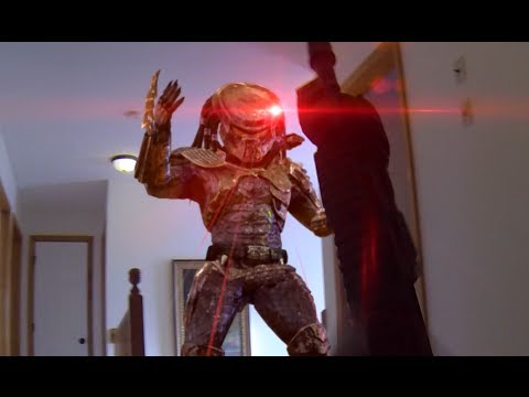Human VS Predator GoPro Short Film
