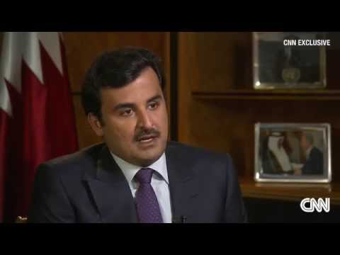 Qatar's Emir: We Don't Fund Terrorists (Help! I Am A Liar!)