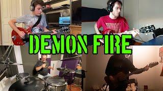 AC/DC fans.net House Band: Demon Fire