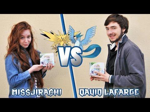 # DOUBLE OUVERTURE 2 # De 2 Displays Pokémon XY CIEL RUGISSANT ! DAVID LAFARGE VS MISSJIRACHI !