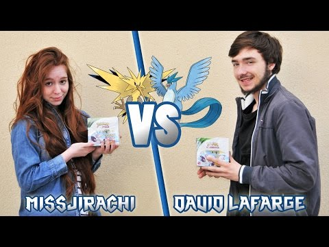 DOUBLE OUVERTURE 2  De 2 Displays Pokémon XY CIEL RUGISSANT  DAVID LAFARGE VS MISSJIRACHI