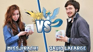 # DOUBLE OUVERTURE 2 # De 2 Displays Pokémon XY CIEL RUGISSANT ! DAVID LAFARGE VS MISSJIRACHI !
