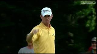 Shot of the Day: Skip Kendall chips in at US Bank Championship in Milwaukee