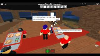 [ROBLOX] Trolling As Guest 666 on Work at a Pizza Place!