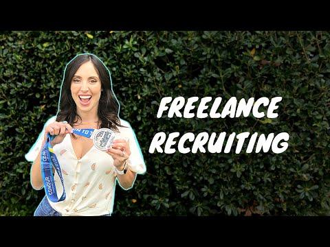 How To Make Money Freelance Recruiting