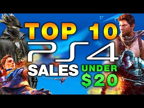 Thumbnail: Top 10 MUST HAVE PS4 Games Under $20 On Sale For Black Friday 2017!