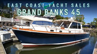 Grand Banks 45 Eastbay SX FOR SALE