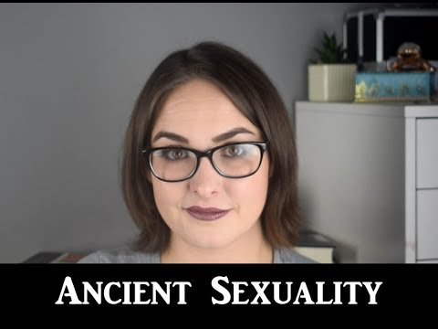 The Classicist's Corner: Ancient Sexuality