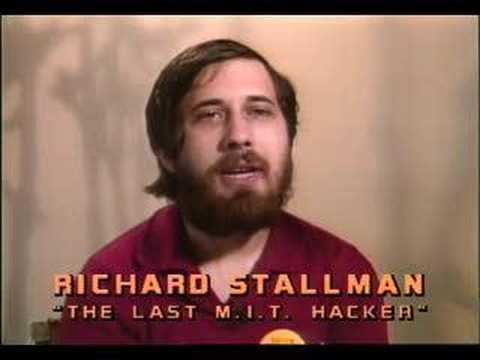 Young Richard Stallman (1)