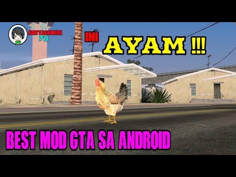 Skin Ayam Gta Sa Androidtutorial Pasanggta Satxd Tooltutorial