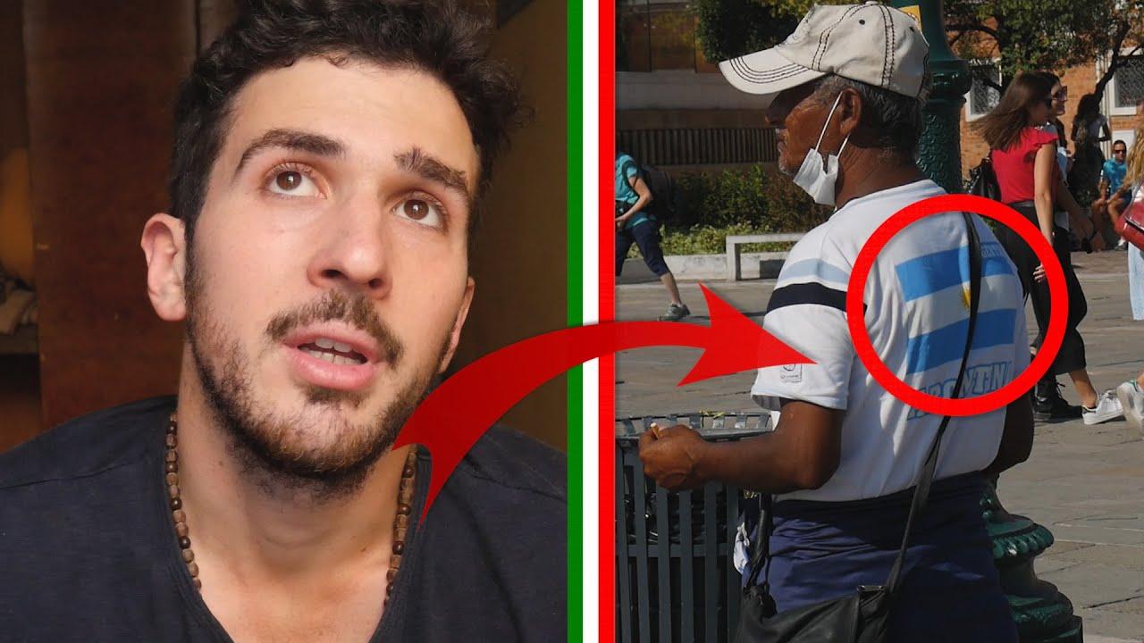 Download Así tratan a los INMIGRANTES en ITALIA   Mi experiencia como ARGENTINO EN ITALIA