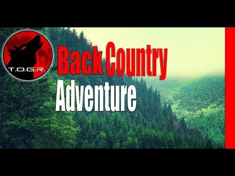 The Backcountry   Secret Sunrise Overnight Adventure
