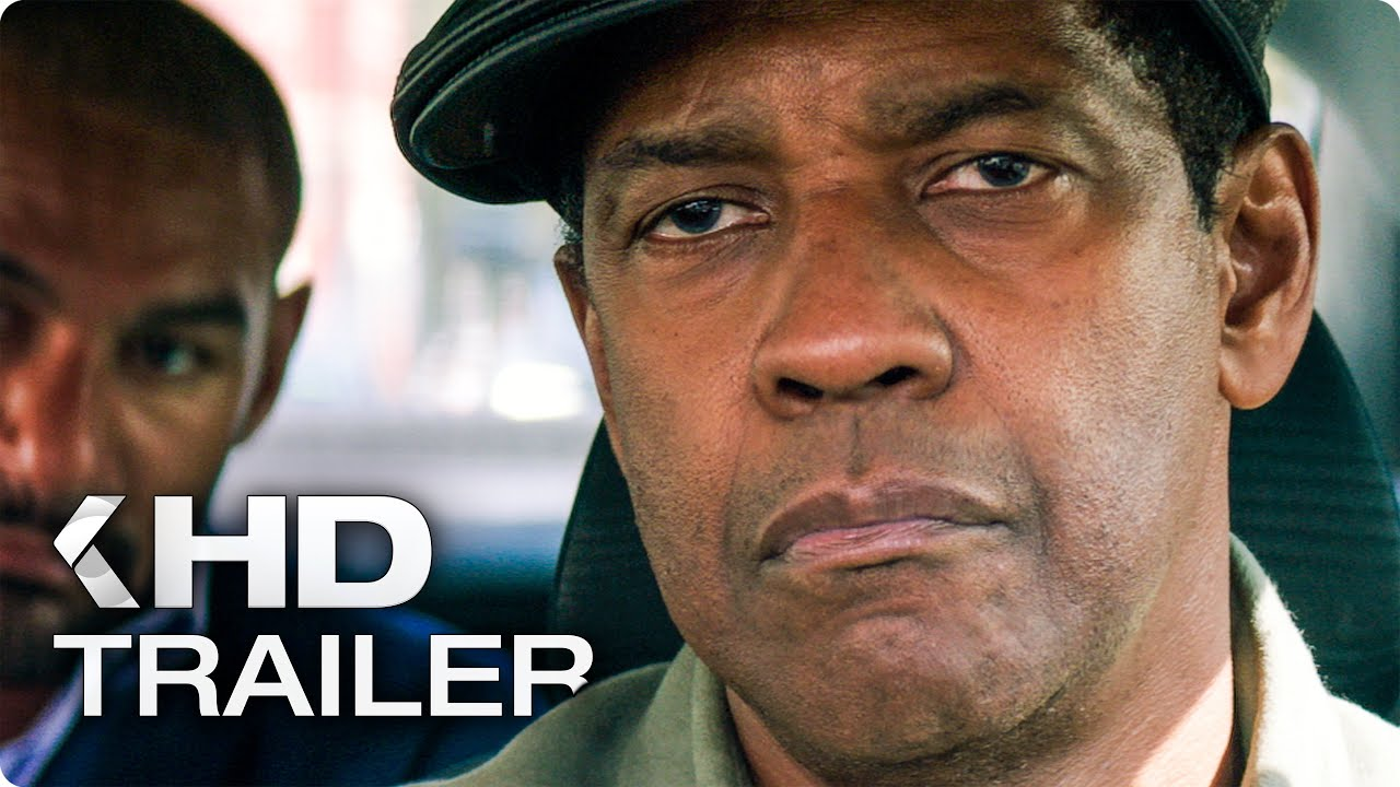 THE EQUALIZER 2 All Clips & Trailer