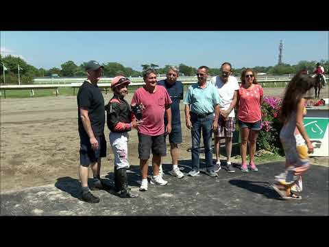 video thumbnail for MONMOUTH PARK 6-30-19 RACE 6