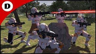 COMMANDER CODY'S FOREST AMBUSH - Star Wars: Darth Jar Jar 4