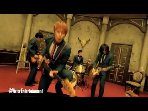 THE BAWDIES - RED ROCKET SHIP(MUSIC VIDEO)