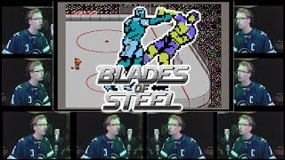 Blades of Steel - Acapella