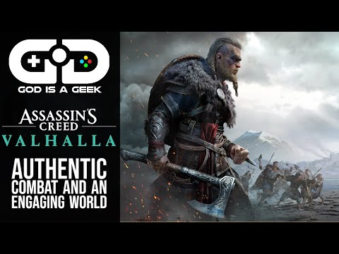 Assassin S Creed Valhalla Preview Brand New Gameplay Youtube
