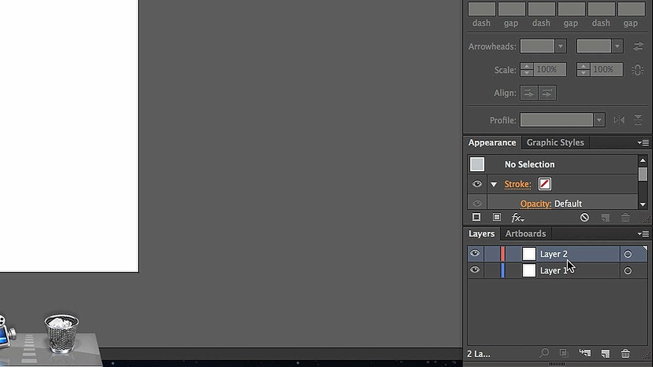 How to Create Layers | Adobe Illustrator