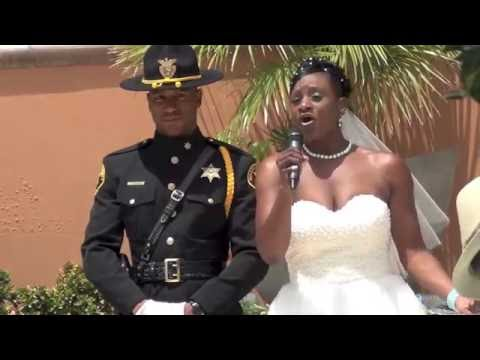 Wedding Song: The One He kept For Me (Cover) by Asia Wiley