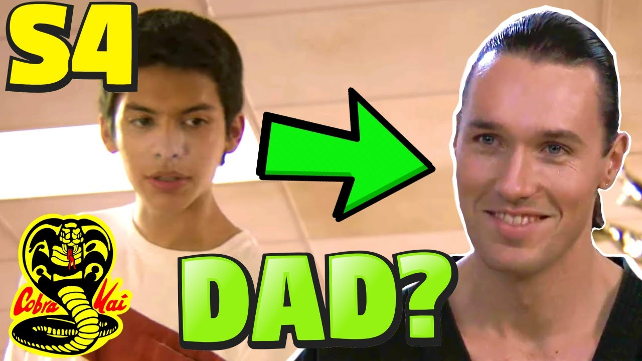Is Terry Silver Miguel's Father?! - Cobra Kai Season 4 Explained