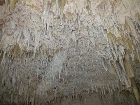 Unexplored cave discovered in western Libya