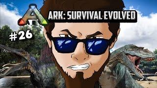 ARK SURVIVAL EVOLVED #26 ツ FLIEG WOLV FLIEG