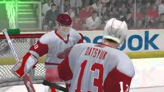 NHL 09 PC Gameplay