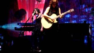 Sarah McLachlan - The Path Of Thorns, 2/6/11, Paramount Theatre in Oakland, Ca