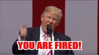 Donald Trump EXPLOSIVE NFL speech - Calls NFL players Son of B...h and you're FIRED!