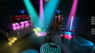 3DXChat ребята в ритме танца