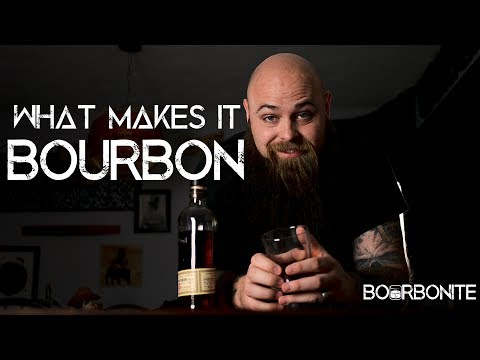 wine article What Makes Whiskey Bourbon