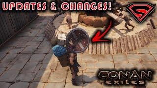 Lates Game News Conan Exiles | The Noob: Official