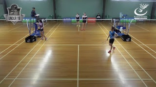 Yonex New Zealand Under 19 National Championships - Semi-Finals