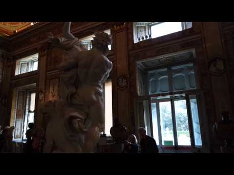 Bernini: The Rape of Proserpina