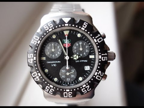 Tag Heuer 2nd Generation F1 Chronograph - CA1211