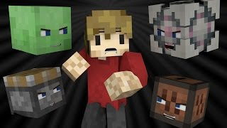 SCARY BLOCKS! Ep. 1 [Minecraft Adventure]
