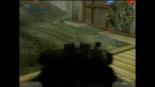Battlefield 2: Special Forces PC Games Gameplay - Surge