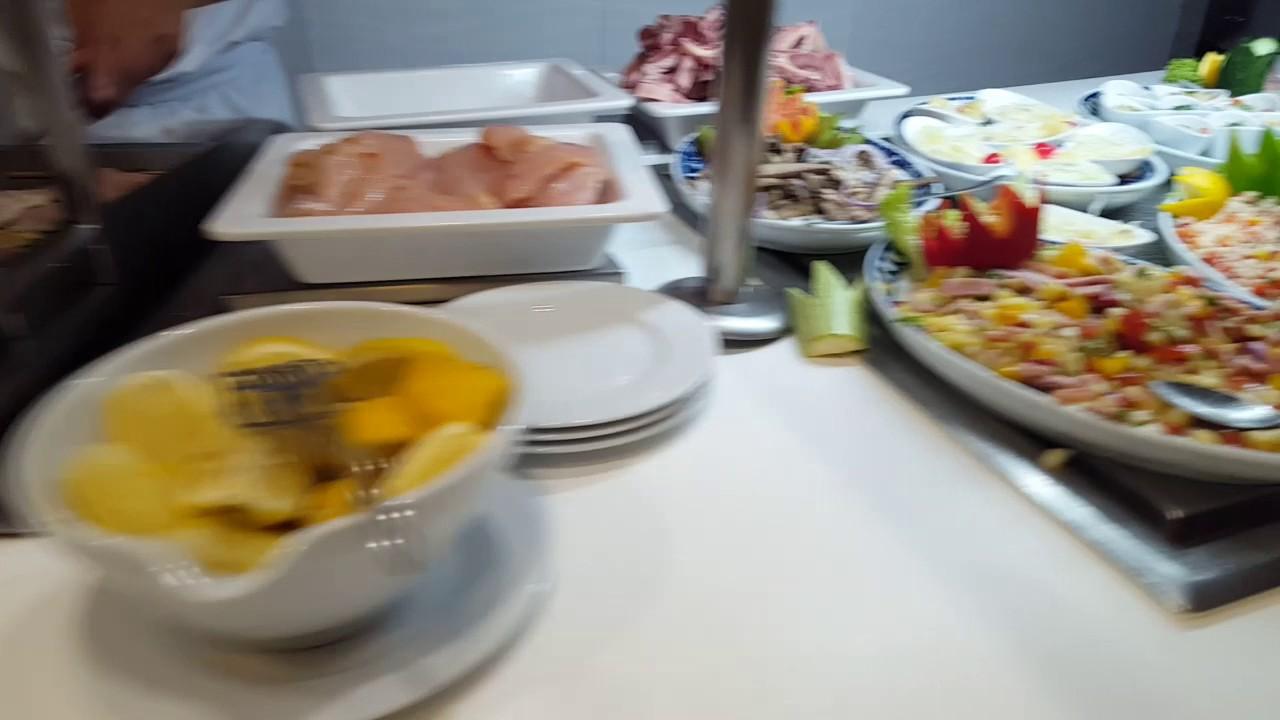 Abendessen Im Hotel Servatur Waikiki Gran Canaria 8 6 17