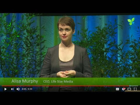 ECO17 Berlin: Alisa Murphy Life Size Media