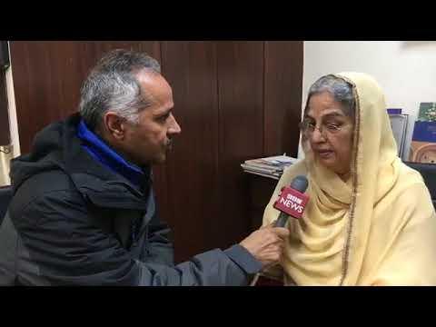 Former PM Manmohan Singh's wife Gursharan Kaur in conversation