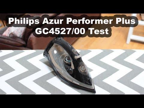 Philips Azur Performer Plus GC4527/00 Test