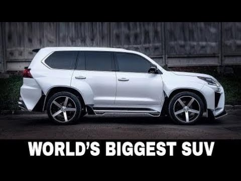 Top Cars:  10 Largest SUV Cars with up to 9 Passenger Seats (2018 Buyer's Guide)