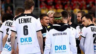 Handball-wm: deutschland gegen korea ...